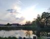 Zwischen Stremme und Himmel am Ferienhaus Milow