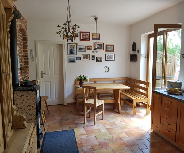 Ferienhaus Milow - Küche 2