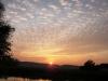 Sonnenuntergang im Milower Land