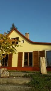 Das Ferienhaus Milow